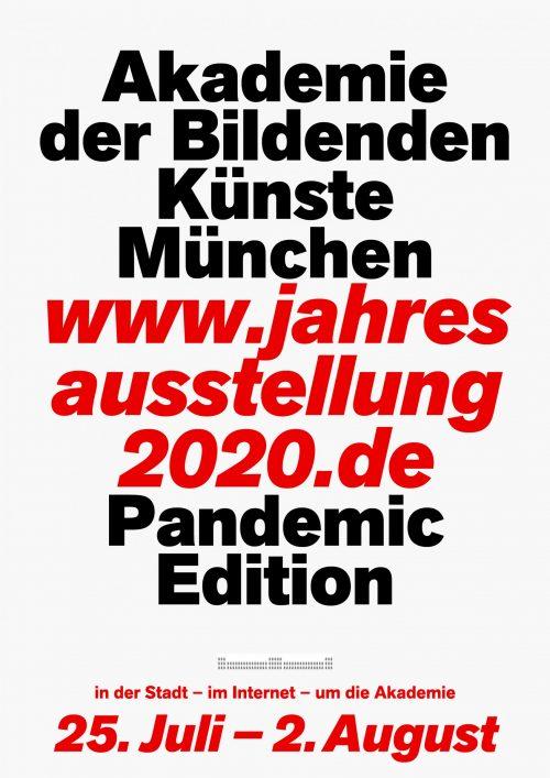 Plakat_Jahresausstellung_2020.indd